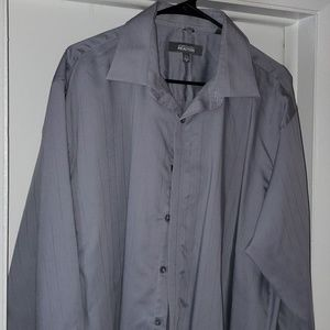 Wrinkle Free Button Up Shirt